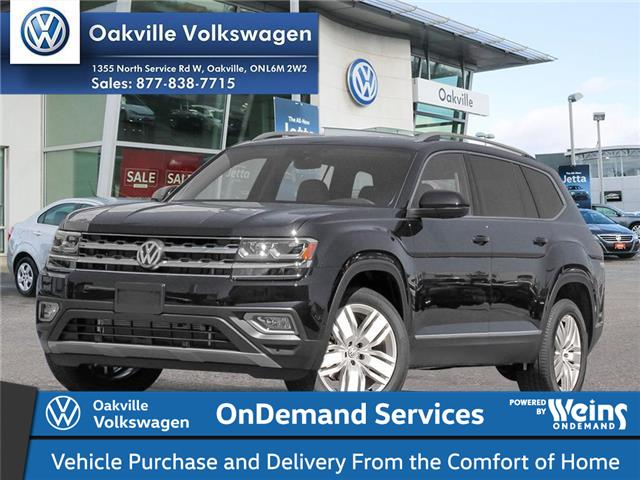 2019 Volkswagen Atlas 3.6 FSI Execline (Stk: 21851) in Oakville - Image 1 of 21