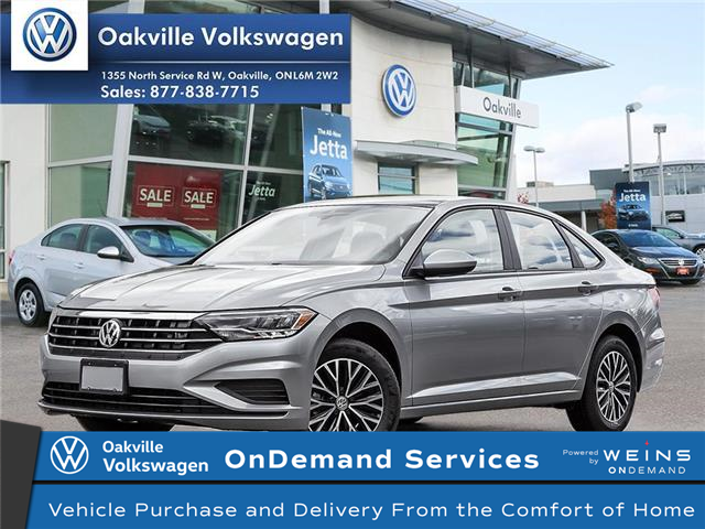 2020 Volkswagen Jetta Highline (Stk: 21866) in Oakville - Image 1 of 23
