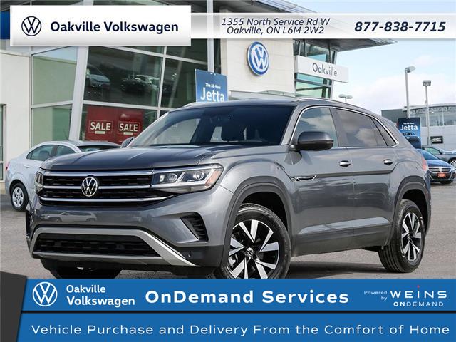 2020 Volkswagen Atlas Cross Sport 2.0 TSI Comfortline (Stk: 21816) in Oakville - Image 1 of 21