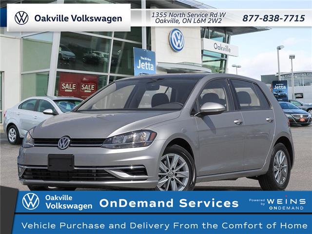 2020 Volkswagen Golf Comfortline (Stk: 21839) in Oakville - Image 1 of 22