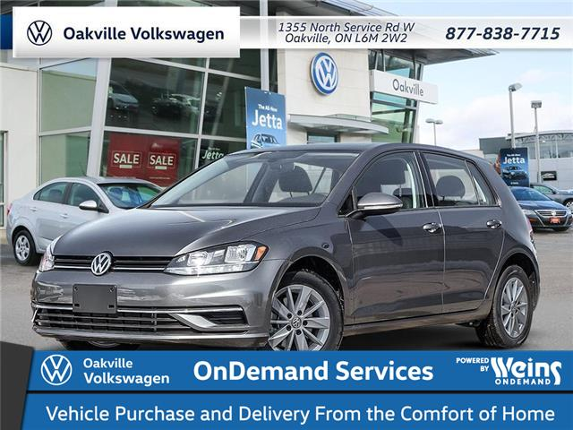 2020 Volkswagen Golf Comfortline (Stk: 21877) in Oakville - Image 1 of 22