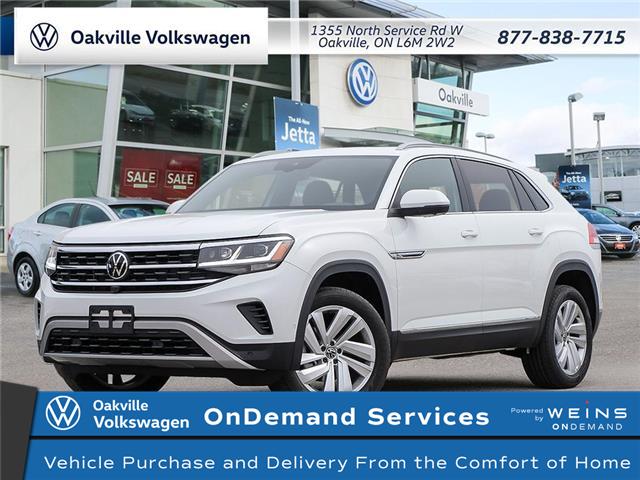 2020 Volkswagen Atlas Cross Sport 3.6 FSI Execline (Stk: 21826) in Oakville - Image 1 of 19