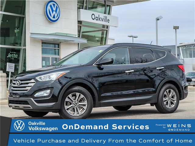 2015 Hyundai Santa Fe Sport 2.4 Base (Stk: 8025V) in Oakville - Image 1 of 22
