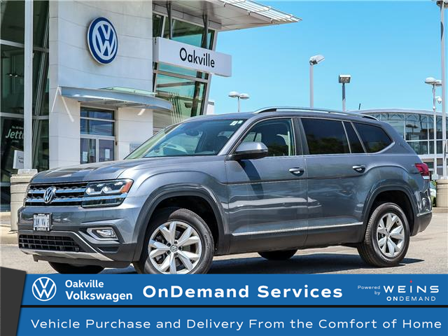 2018 Volkswagen Atlas 3.6 FSI Highline (Stk: 19788) in Oakville - Image 1 of 24