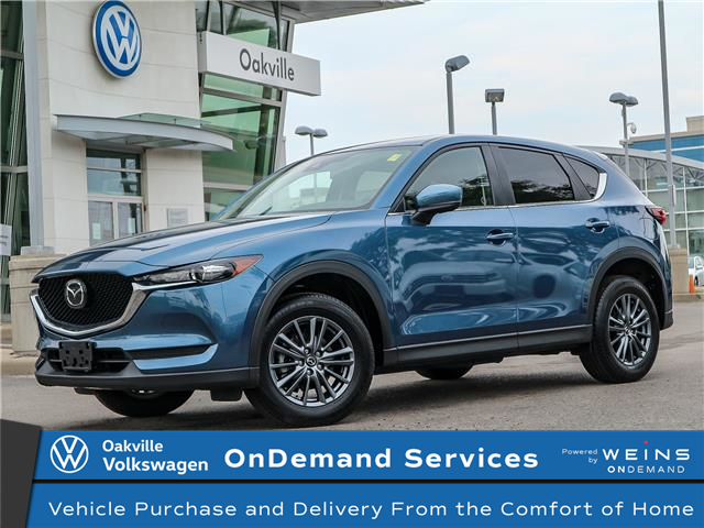 2019 Mazda CX-5 GS (Stk: 9026V) in Oakville - Image 1 of 23