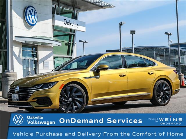 2019 Volkswagen Arteon 2.0 TSI (Stk: 21410) in Oakville - Image 1 of 22