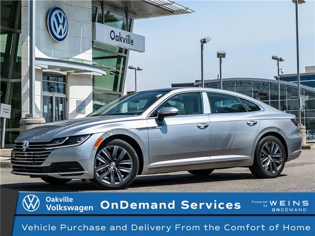 2019 Volkswagen Arteon 2.0 TSI (Stk: 21477) in Oakville - Image 1 of 22