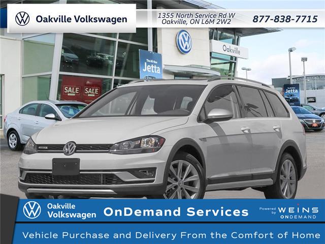 2019 Volkswagen Golf Alltrack 1.8 TSI Highline (Stk: 21917) in Oakville - Image 1 of 23