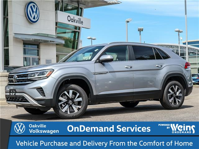 2020 Volkswagen Atlas Cross Sport 2.0 TSI Trendline (Stk: 21828) in Oakville - Image 1 of 18