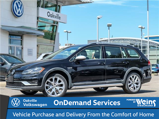 2019 Volkswagen Golf Alltrack 1.8 TSI Execline (Stk: 21906) in Oakville - Image 1 of 19