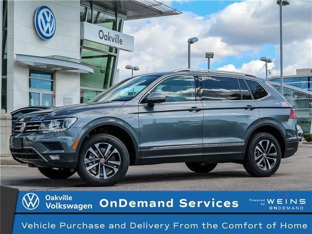 2020 Volkswagen Tiguan IQ Drive (Stk: 21929) in Oakville - Image 1 of 19