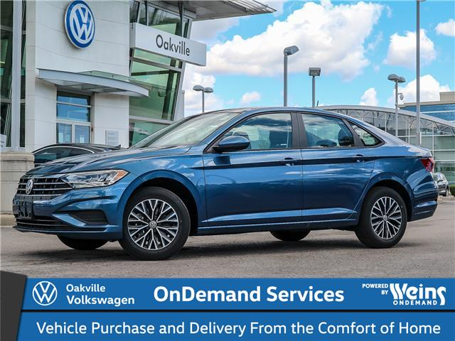 2020 Volkswagen Jetta Highline (Stk: 21853) in Oakville - Image 1 of 20