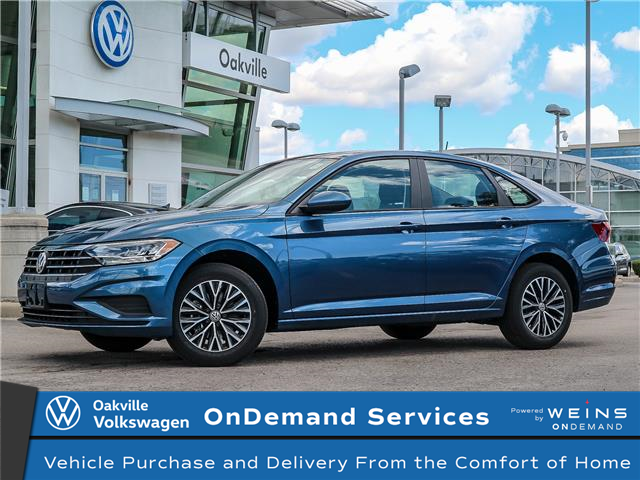 2020 Volkswagen Jetta Highline (Stk: 21979) in Oakville - Image 1 of 19