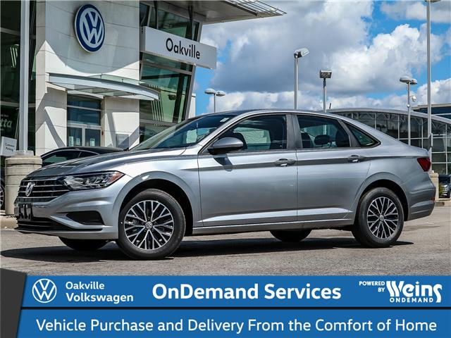 2020 Volkswagen Jetta Highline (Stk: 21993) in Oakville - Image 1 of 16