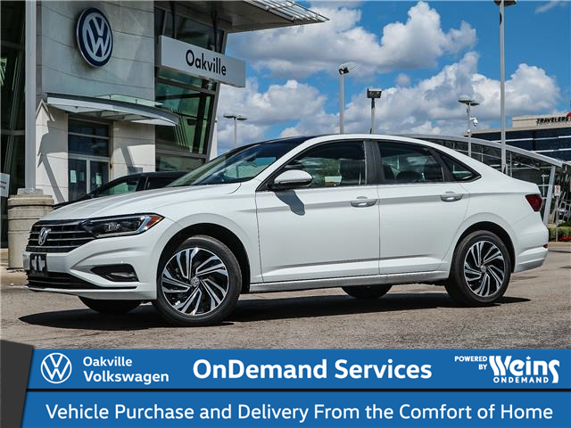 2020 Volkswagen Jetta Execline (Stk: 21976) in Oakville - Image 1 of 21