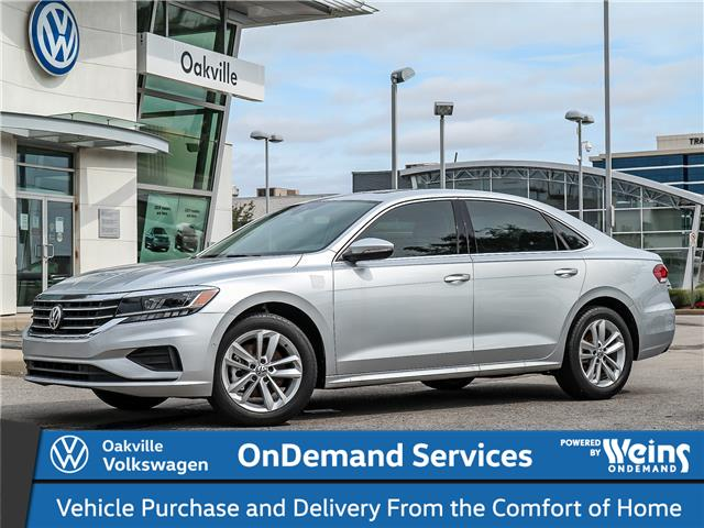 2020 Volkswagen Passat Highline (Stk: 21825) in Oakville - Image 1 of 19