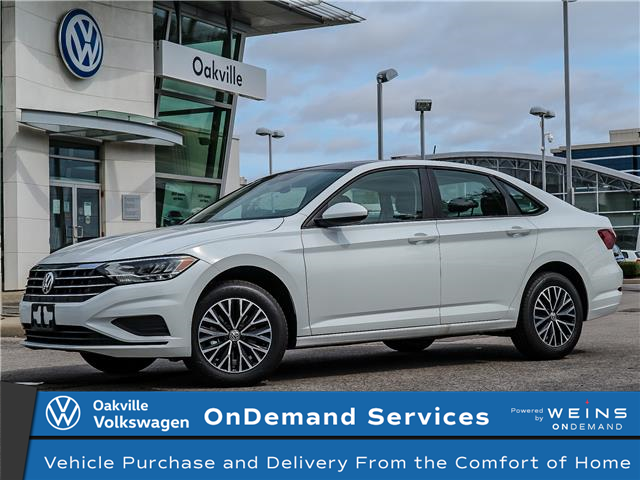 2020 Volkswagen Jetta Highline (Stk: 21972) in Oakville - Image 1 of 20