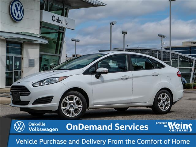 2015 Ford Fiesta SE (Stk: 10050V) in Oakville - Image 1 of 17