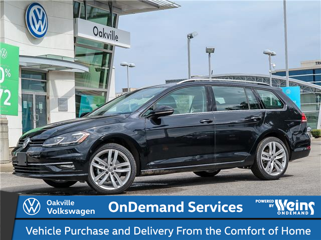 2019 Volkswagen Golf SportWagen 1.8 TSI Execline (Stk: 21913) in Oakville - Image 1 of 21