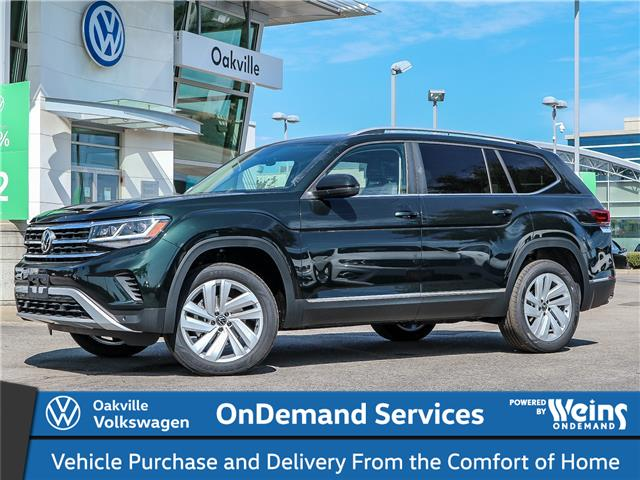 2021 Volkswagen Atlas 3.6 FSI Highline (Stk: 22042) in Oakville - Image 1 of 20