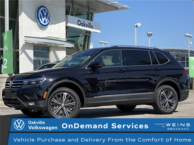 2020 Volkswagen Tiguan Highline (Stk: 22015) in Oakville - Image 1 of 20