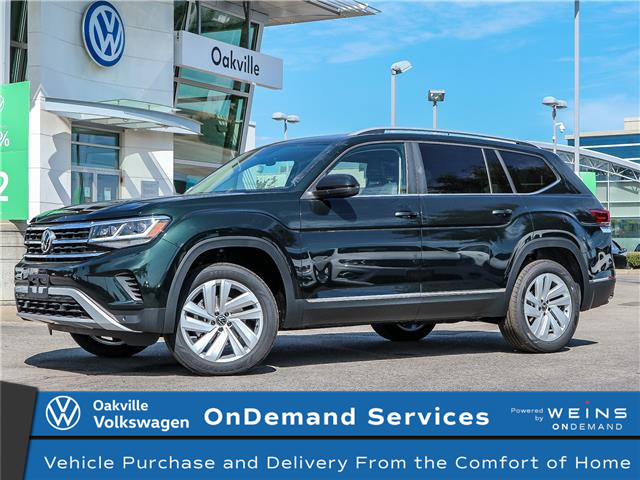 2021 Volkswagen Atlas 3.6 FSI Highline (Stk: 22092) in Oakville - Image 1 of 19