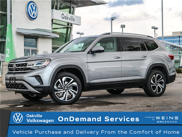 2021 Volkswagen Atlas 3.6 FSI Highline (Stk: 22038) in Oakville - Image 1 of 23
