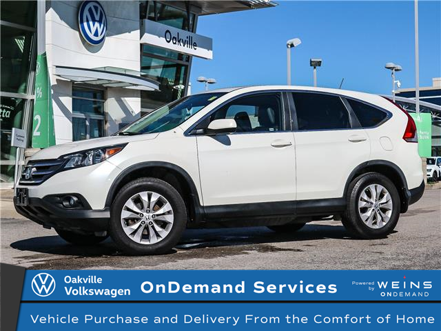 2014 Honda CR-V EX-L (Stk: 10103V) in Oakville - Image 1 of 22