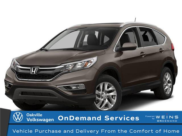 2015 Honda CR-V EX-L (Stk: 10144V) in Oakville - Image 1 of 10