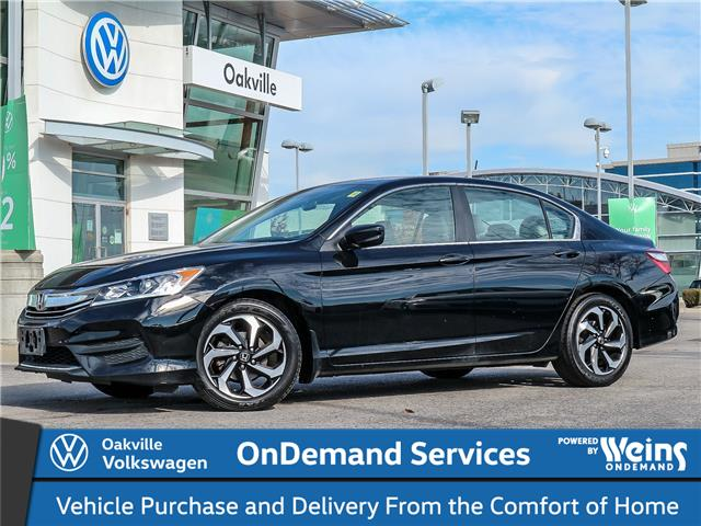 2017 Honda Accord LX (Stk: 10140V) in Oakville - Image 1 of 21