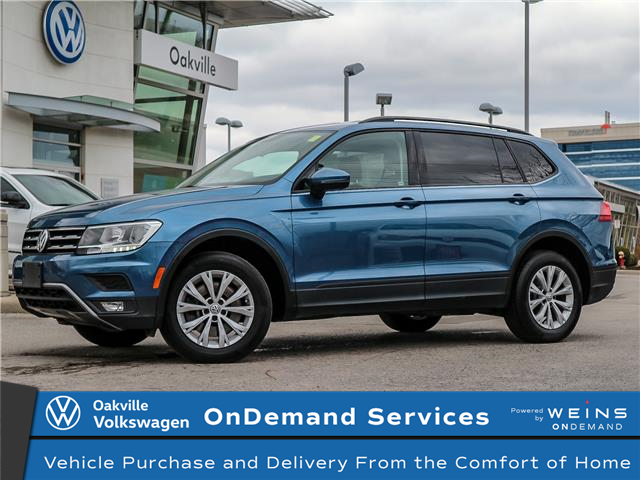2018 Volkswagen Tiguan Trendline (Stk: 10162V) in Oakville - Image 1 of 20