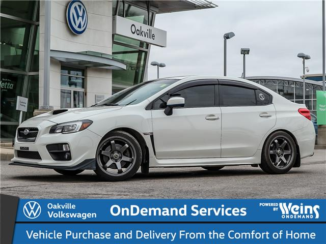 2015 Subaru WRX Sport-tech Package (Stk: 10192V) in Oakville - Image 1 of 8