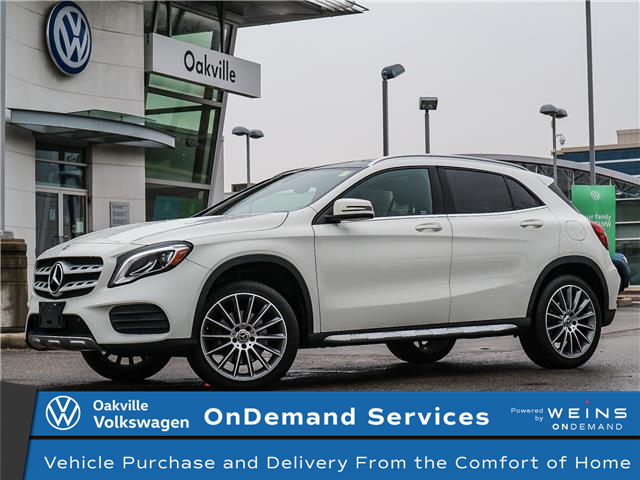 2018 Mercedes-Benz GLA 250 Base (Stk: 10166V) in Oakville - Image 1 of 23
