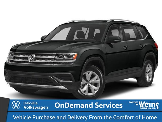 2018 Volkswagen Atlas 3.6 FSI Highline (Stk: 10214V) in Oakville - Image 1 of 9