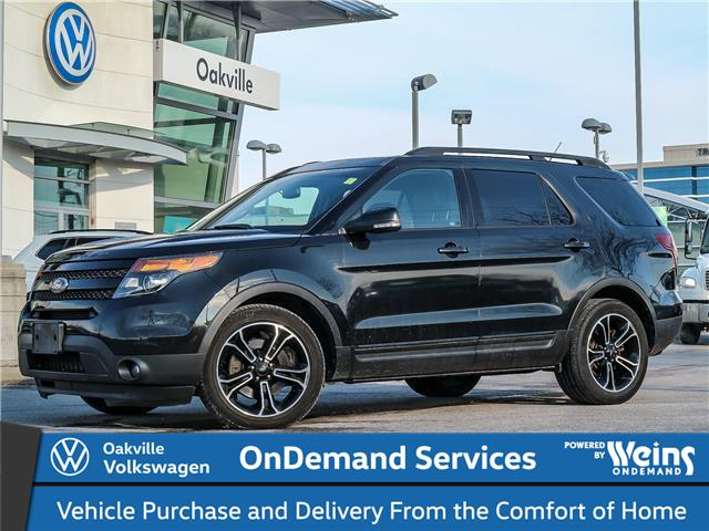 2015 Ford Explorer Sport (Stk: 10212V) in Oakville - Image 1 of 22