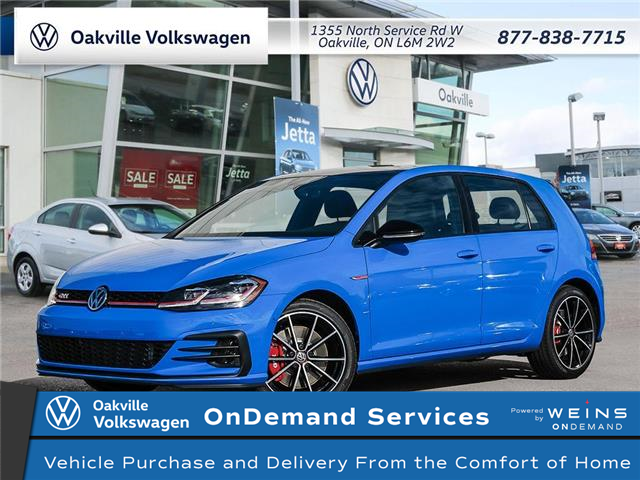 2021 Volkswagen Golf GTI Autobahn (Stk: 22174) in Oakville - Image 1 of 22