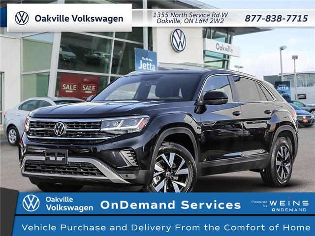 2020 Volkswagen Atlas Cross Sport 3.6 FSI Comfortline (Stk: 21982) in Oakville - Image 1 of 23