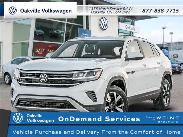 2020 Volkswagen Atlas Cross Sport 3.6 FSI Comfortline (Stk: 21974) in Oakville - Image 1 of 23