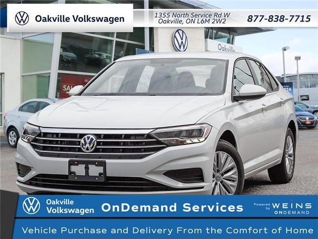 2020 Volkswagen Jetta Comfortline (Stk: 22153) in Oakville - Image 1 of 23