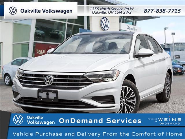 2021 Volkswagen Jetta Highline (Stk: 22195) in Oakville - Image 1 of 23