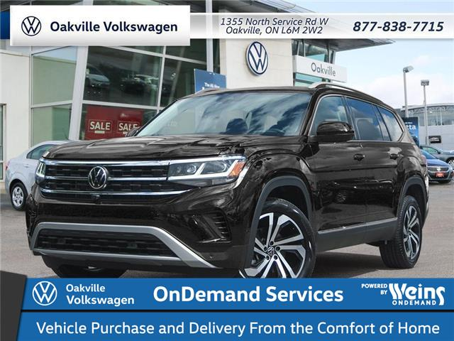 2021 Volkswagen Atlas 3.6 FSI Execline (Stk: 22218) in Oakville - Image 1 of 23