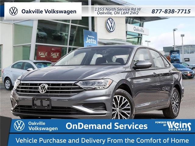 2021 Volkswagen Jetta Highline (Stk: 22196) in Oakville - Image 1 of 23