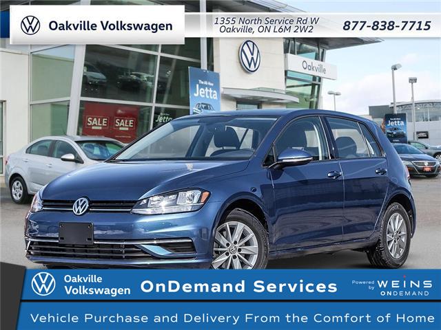 2021 Volkswagen Golf Comfortline (Stk: 22186) in Oakville - Image 1 of 22