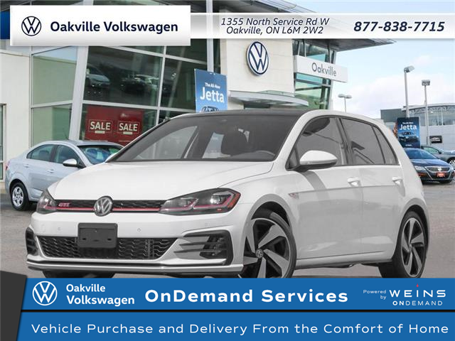 2020 Volkswagen Golf GTI Autobahn (Stk: 22055) in Oakville - Image 1 of 23