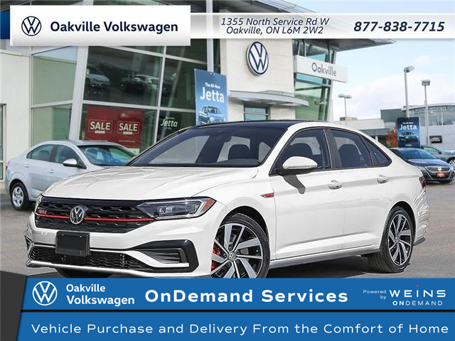 2021 Volkswagen Jetta GLI Base (Stk: 22192) in Oakville - Image 1 of 23