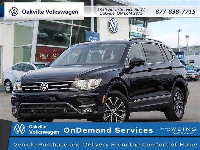 2021 Volkswagen Tiguan Comfortline (Stk: 22234) in Oakville - Image 1 of 23