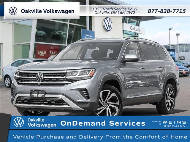 2021 Volkswagen Atlas 3.6 FSI Execline (Stk: 22245) in Oakville - Image 1 of 10