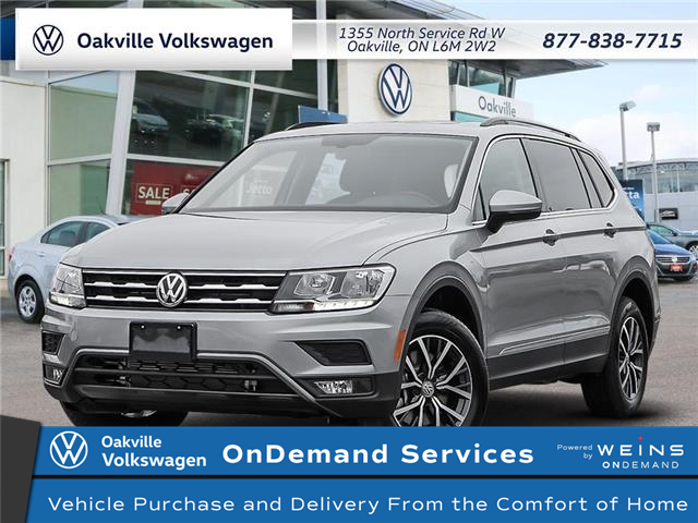 2021 Volkswagen Tiguan Comfortline (Stk: 22231) in Oakville - Image 1 of 23