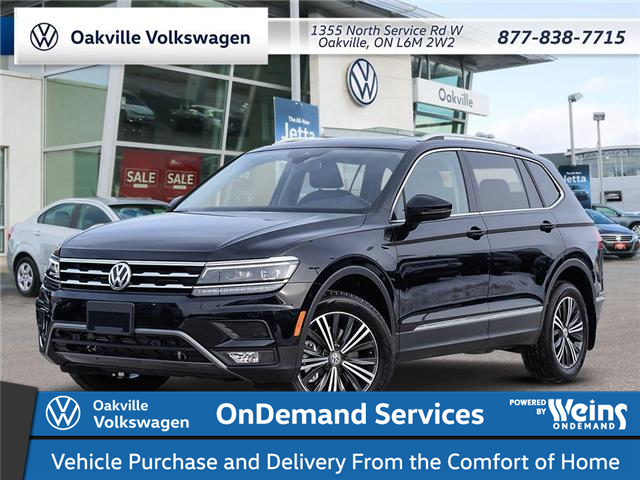 2021 Volkswagen Tiguan Highline (Stk: 22261) in Oakville - Image 1 of 23