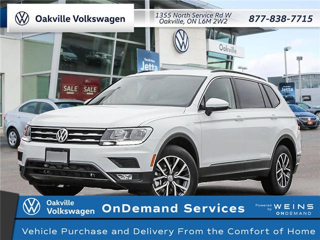 2021 Volkswagen Tiguan Comfortline (Stk: 22258) in Oakville - Image 1 of 23